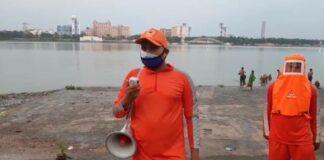 দৌড়গোড়ায় সাইক্লোন 'যশ'! সতর্কতায় ইতিমধ্যে হাওড়ায় এসে পৌঁছাল NDRF দল