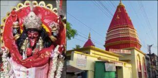 নদিয়ার কৃষ্ণনগরে সিদ্ধেশ্বরী কালী মন্দিরে গহনা চুরি, চাঞ্চল্য ছড়ালো এলাকায়
