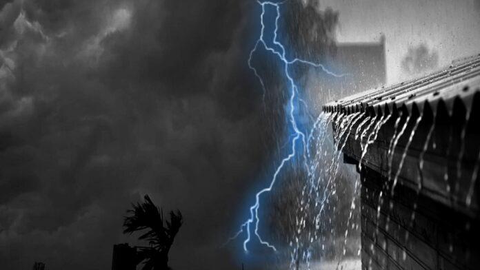 রাজ্যের জেলায় জেলায় ঝোড়ো হাওয়া সহ বৃষ্টির পূর্বাভাস! জেনে নিন আজকের আবহাওয়ার খবর