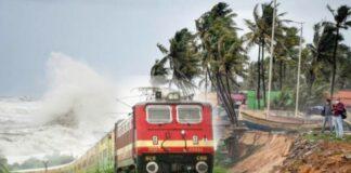 ঘূর্ণিঝড় 'যশ'-এর জেরে আরও একাধিক ট্রেন বাতিল করল ভারতীয় রেল! রইল তালিকা