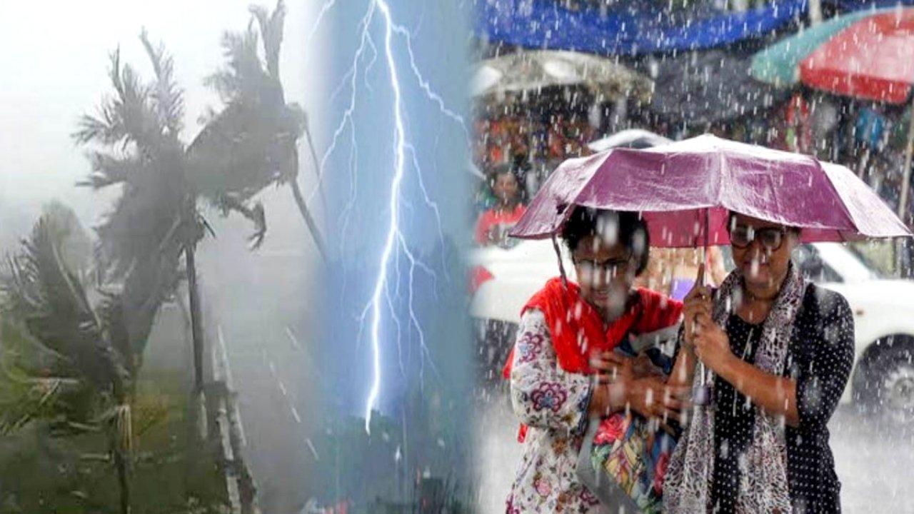 নিম্নচাপের চোখরাঙানি, রাজ্যে লাল সতর্কতা! সপ্তাহ জুড়ে ভিজতে চলেছে কোন কোন জেলা? / প্রতীকী ছবি