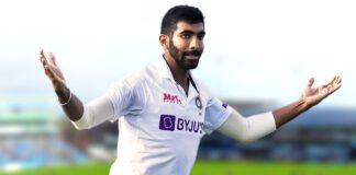 ভারতীয় পেসার হিসেবে টেস্টে দ্রুততম ১০০ উইকেট বুমরাহ'র! ভাঙলেন কপিল দেবের রেকর্ড / Image Source: Twitter @BCCI