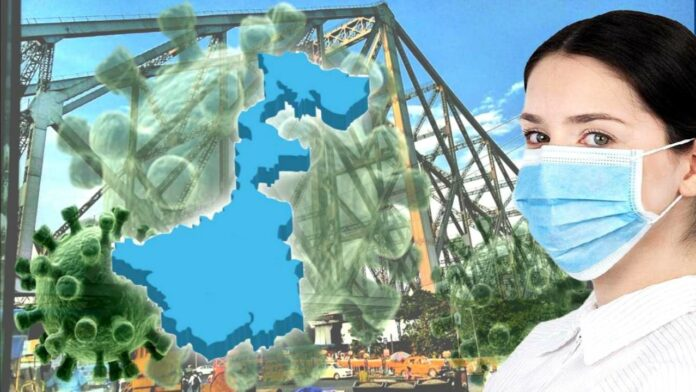 গত ২৪ ঘণ্টায় রাজ্যের করোনা গ্রাফ আরও নিম্নমুখী! কমল দৈনিক সংক্রমণ